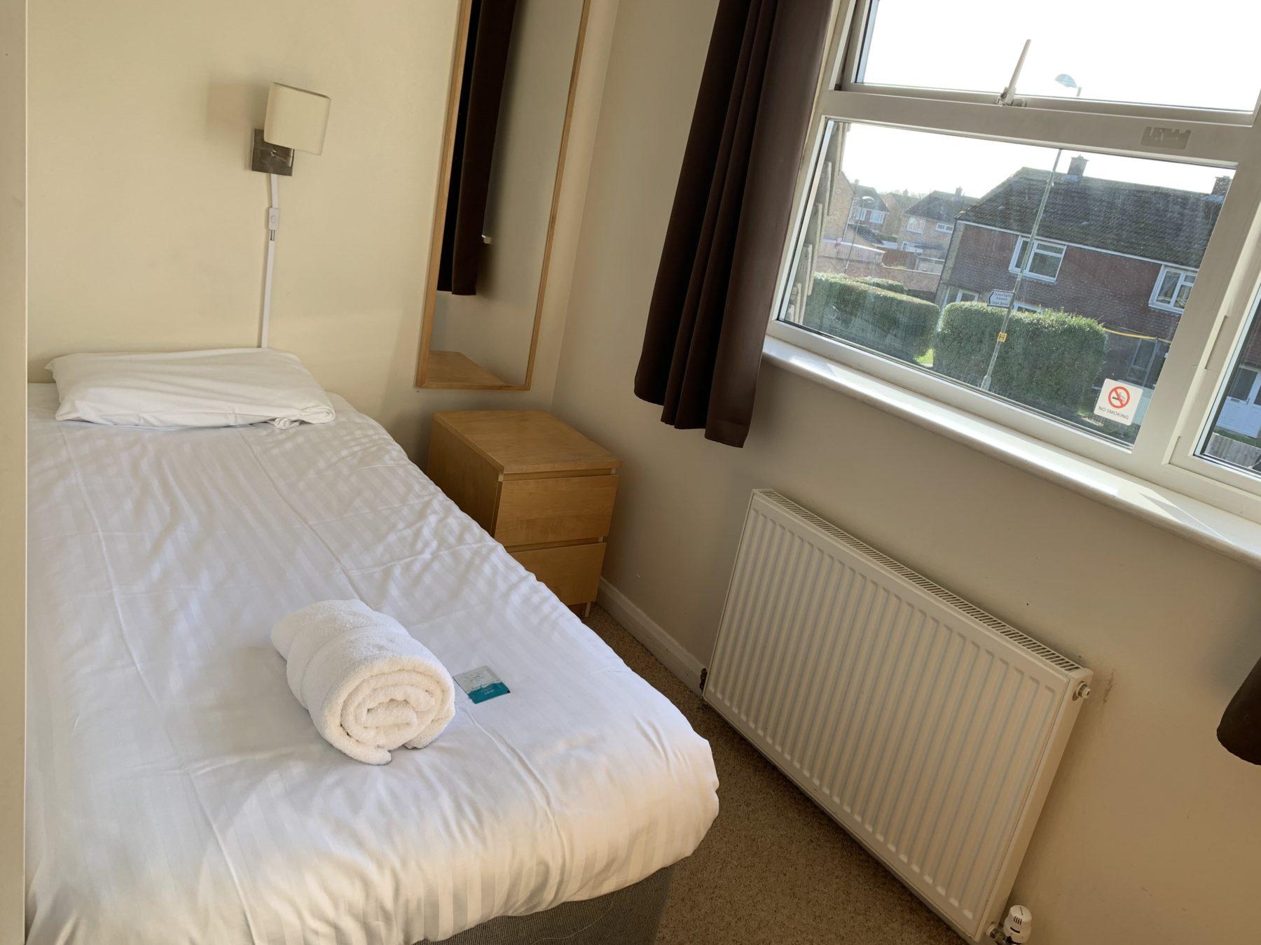 Room 5 – single room